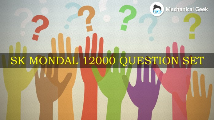 SK Mondal 12000 Question set Download